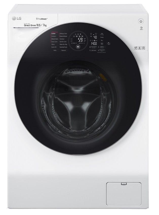 Pračka se sušičkou LG TWINWash F126G1BCH2N