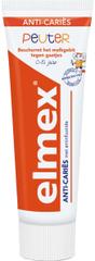 Elmex Kids Peuter 0-5 rokov zubná pasta 75 ml