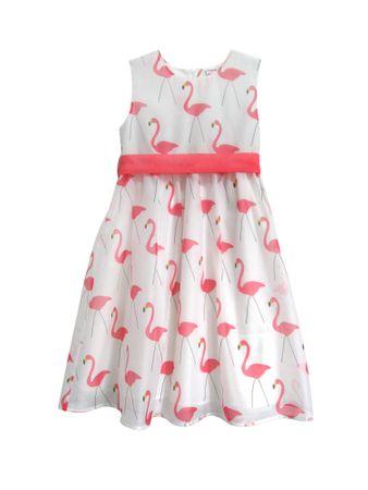 7bdda02354 Topo sukienka dziewczęca 110 biała