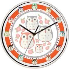 Walplus Owls 25 cm