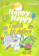 autor neuvedený: Happy Hoppy - English for children + AUDIO CD
