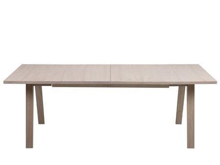 Design Scandinavia Jídelní stůl rozkládací Linea, 310 cm