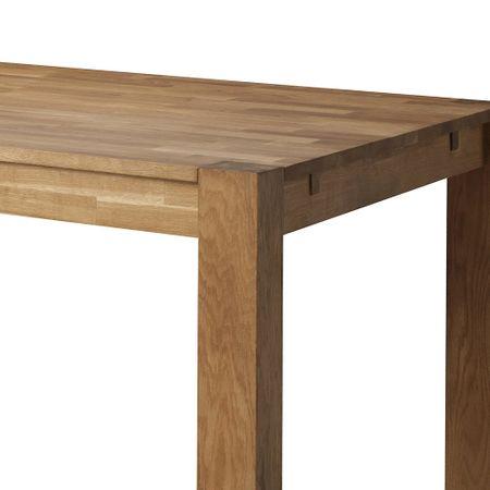 Danish Style Jedalensky Stol Z Masivu Boost 160 Cm Dub
