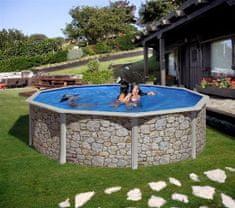 Planet Pool bazen KIT 350P, 350 x 120 cm, barvan
