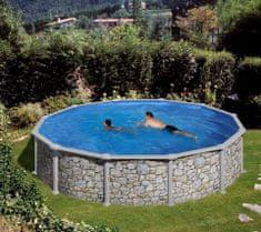 Planet Pool bazen KIT 460P, 460 x 120 cm, barvan
