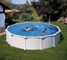 Planet Pool bazen KIT PR 458, 460 x 132 cm