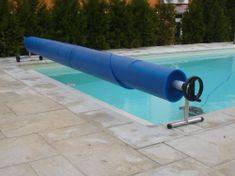 Planet Pool mobilno navijalo za solarno pokrivalo, 2,7 - 4,4 m