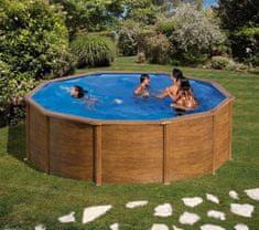 Planet Pool bazen KIT 458W, 460 x 132 cm, barvan