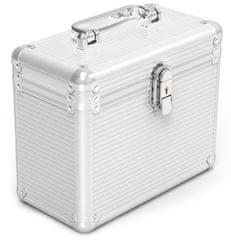 Orico zaštitni kovčeg BSC35-05 za 5 HDD/SSD diskova, srebrni