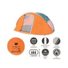 Spartan šotor Nucamp X3