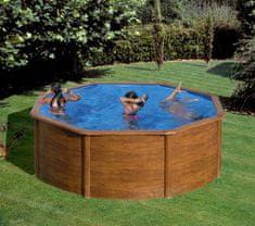 Planet Pool bazen KIT 350W, 350 x 120 cm, SOLO