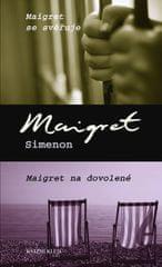 Simenon Georges: Maigret se svěřuje, Maigret na dovolené