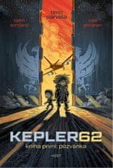 Parvela Timo, Sortland Bjorn,: Kepler62 - Pozvánka