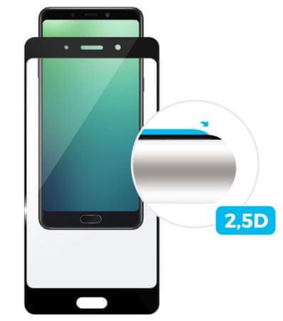 Fixed Full-Cover Huawei P Smart keményített védőüveg, teljes kijelzőre, fekete 0,33mm.