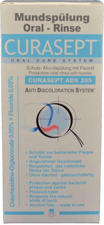 Curaprox vodica za usta ADS 205 CURASEPT, 200 ml
