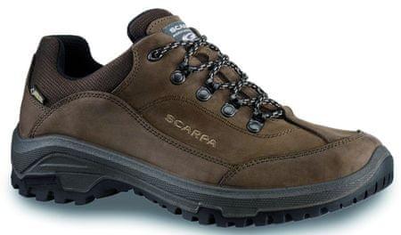 Scarpa moški pohodniški čevlji Cyrus GTX Brown, rjavi, 45