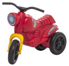 Dohany motor dla dzieci CLASSIC 5 Maxi – czerwony