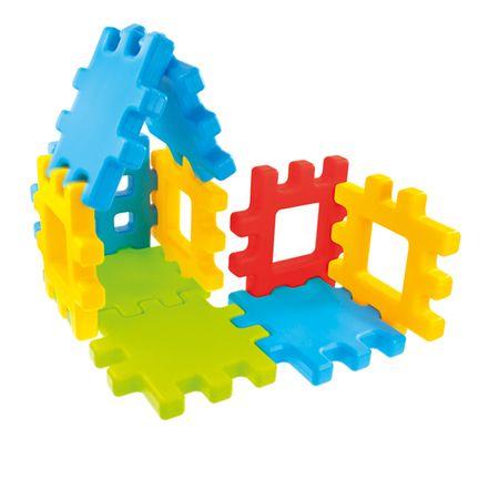 Mochtoys otroške kocke, Waffle Blocks