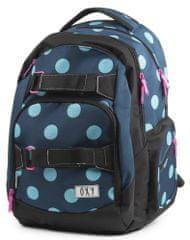 Karton P+P OXY Style Dots diák hátizsák