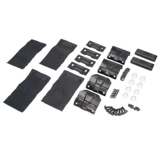 JOPE Montážní kit patky, 4 ks, typ střechy: normální, pro vozy SAAB 9-5 (II) YS3G, 4 dv., 10-