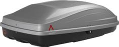 G3 krovni kovčeg G3 Spark Eco 320 Light gray, 240 l, 134 x 73 x 36 cm