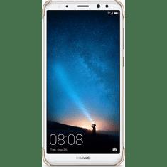 Huawei zaščita zadnjega dela za Huawei Y6 2017, prozorno temna