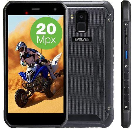 Evolveo StrongPhone G8, 4GB/64GB , czarny