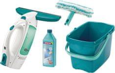 LEIFHEIT Zestaw Window Cleaner (myjka, wiadro, płyn do szyb)