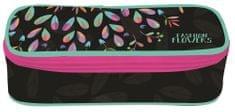 Karton P+P Etue komfort fashion tolltartó, virágok