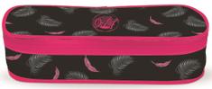 Karton P+P dječja pernica OXY, motiv perja