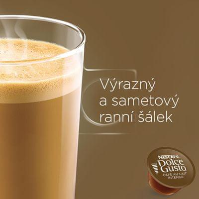 NESCAFÉ Dolce Gusto Café au Lait Intenso osobitá káva