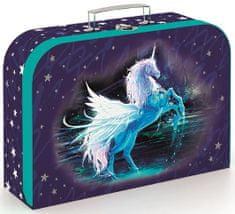 Karton P+P kuferek laminowany 34 cm Unicorn