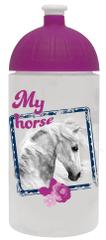 Karton P+P Fľaša na pitie kôň