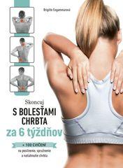 Engammarová Brigitte: Skoncuj s bolesťami chrbta za 6 týždňov