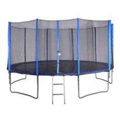 Spartan trampolin + mreža + ljestve, 460cm