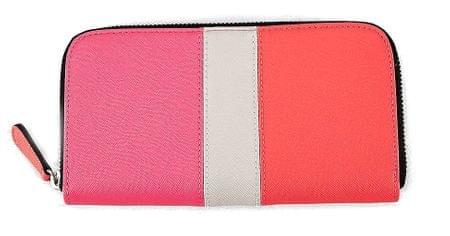 s.Oliver női pénztárca rózsaszín