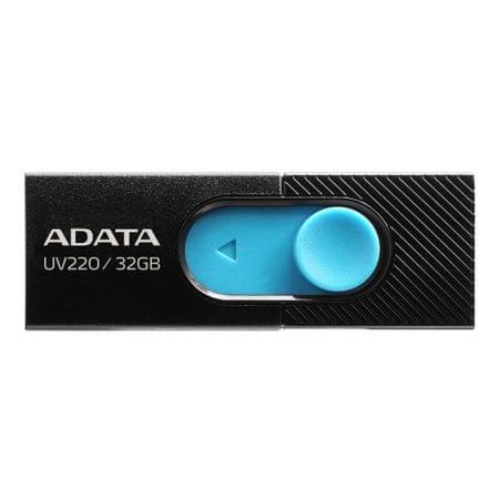 A-Data dysk Flash 32GB USB 3.1 UV320 czarny (AUV320-32G-RBKBL)