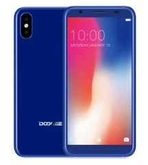 Doogee X55, modrý