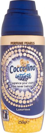 Coccolino dišeče kroglice za perilo Intense Pearls Gold, 250 g