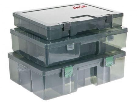 Unicat Organizační Box Tackle Box 35,5x23x10 cm