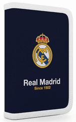 Karton P+P piórnik szkolny jednopiętrowy Real Madrid