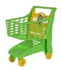 Androni Wózek na zakupy, zielony