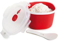 Snips Edény rizs és magok főzésére mikrohullámú sütőben
