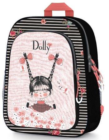 Karton P+P Detský predškolský batoh Dolly