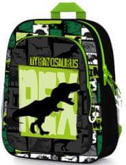 Karton P+P dječji predškolski ruksak Batoh T-Rex