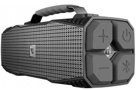 Bezdrátový bluetooth reproduktor DreamWave Elemental LED svítilna