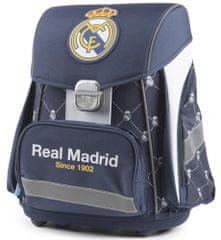 Karton P+P anatomski šolski nahrbtnik Premium Real Madrid