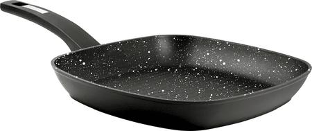 CS Solingen Marburg márványozott felületű grillserpenyő, 28 cm