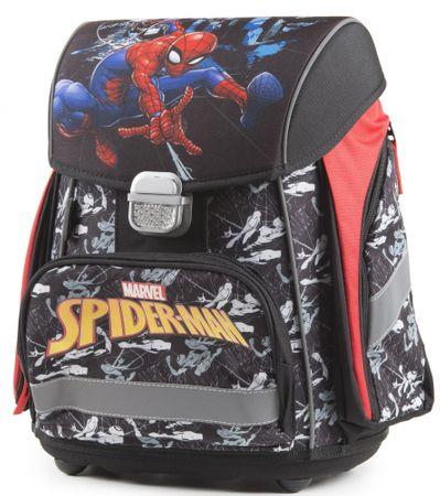 c3eafb16e22be Karton P+P plecak szkolny Premium Spiderman | MALL.PL