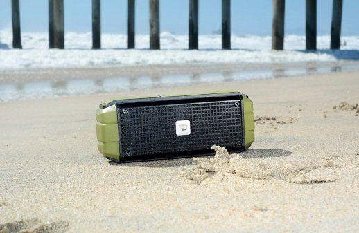 Bezdrátový Bluetooth reproduktor DreamWave Explorer voděodolný ipx5 masivní konstrukce